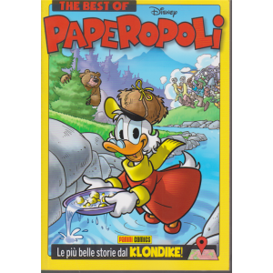 Disney Compilation -The best of Paperopoli - n. 17 - bimestrale - 5 ottobre 2020 -