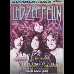 Classic Rock Glorie - Led  Zeppelin - n. 3 - bimestrale - ottobre - novembre 2020