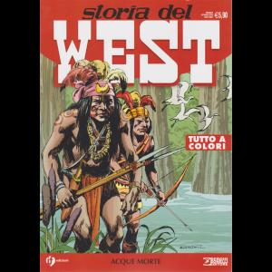 Storia del West - Acque morte - n. 19 - mensile - ottobre 2020