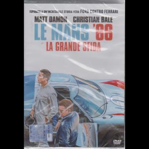 I Dvd Fiction di Sorrisi 2 - n. 26 - Le Mans '66 - La grande sfida - 6/10/2020 - settimanale -