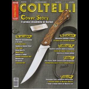 Coltelli - n. 102 - bimestrale - ottobre - novembre 2020