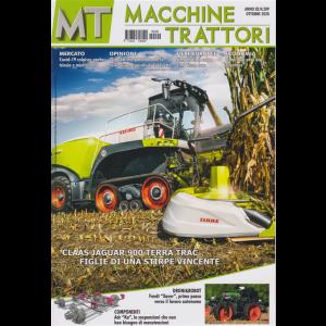 Macchine Trattori - n. 209 - ottobre 2020 - mensile