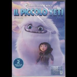 I Dvd Kids di Sorrisi - n. 17 - Il piccolo Yeti - settimanale - 6/10/2020 -