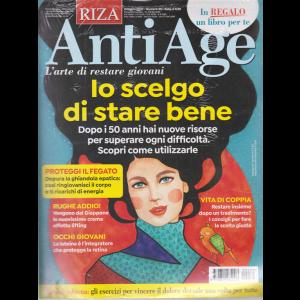 Riza Antiage - + il libro in regalo 100 consigli per dimagrire senza dieta - n. 30 - ottobre 2020 - mensile