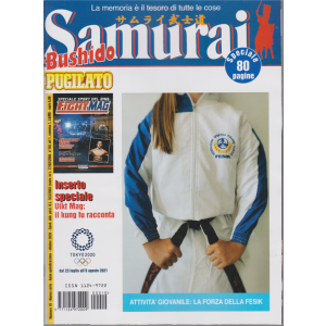 Samurai Bushido Pugilato - n. 10 - ottobre 2020 - speciale 80 pagine
