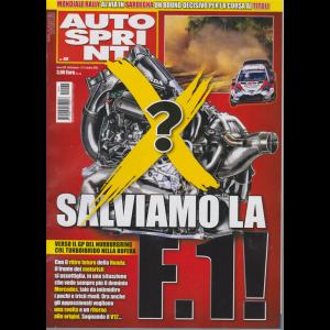 Autosprint - n. 40 - settimanale - 6-12 ottobre 2020
