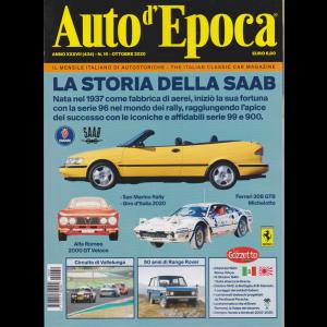 Auto D'epoca - n. 434 - ottobre 2020 - mensile