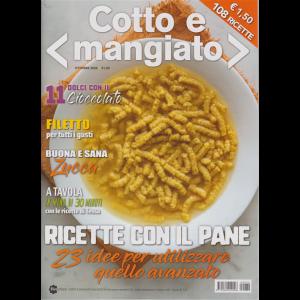Cotto e  Mangiato - Ricette con il pane - n. 34 - ottobre 2020 - mensile - 108 ricette