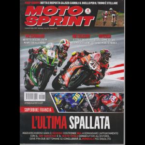 Motosprint - n. 40 - settimanale - 6 ottobre/12 ottobre 2020