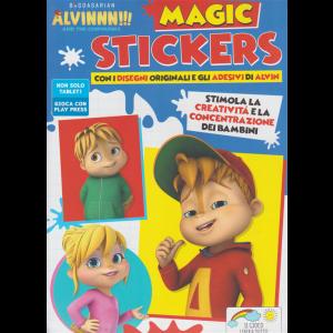 Alvinnn!!! Magic Stickers - n. 8 - ottobre - novembre 2020 - bimestrale