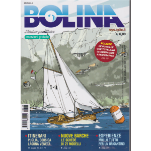 Bolina - n. 389 - mensile - ottobre 2020