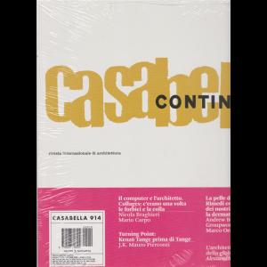 Casabella - n. 914 - 10/2020 - italiano - inglese -