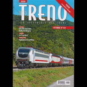 Tutto Treno - n. 354 - ottobre 2020 - mensile