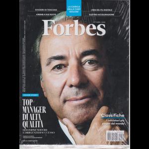 Forbes - + Bike - n. 36 - mensile -  ottobre 2020 - 2 riviste