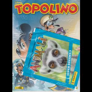 Topolino - +Bustina Animali - n. 3385 - settimanale - 7 ottobre 2020