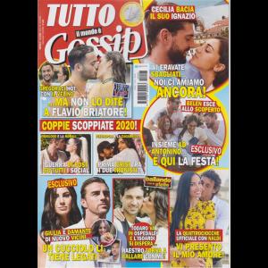 Tutto il mondo è gossip - n. 8 - mensile - ottobre 2020