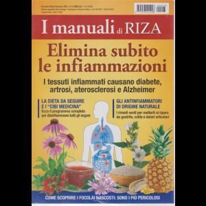 I Manuali di Riza - Elimina subito le infiammazioni - n. 23 - bimestrale - ottobre - novembre 2020