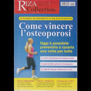 Riza Collection - Come vincere l'osteoporosi - n. 16 - bimestrale - ottobre - novembre 2020