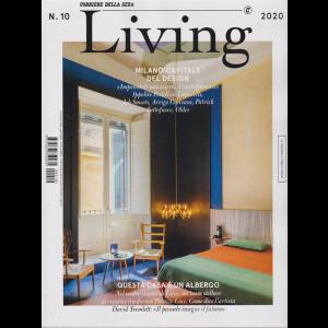 Living -  Mensile - n. 10 - ottobre 2020