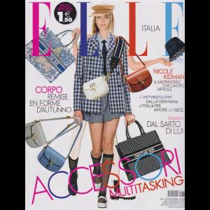 Elle Italia - n. 38 - 17/10/2020 - settimanale