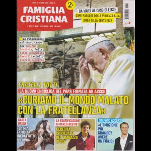 Famiglia Cristiana - n. 41 - settimanale - 11 ottobre 2020