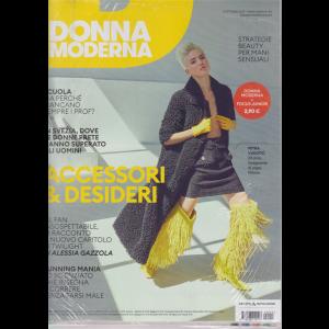 Donna Moderna + Focus Junior - n. 43 - 8 ottobre 2020 - settimanale - 2 riviste
