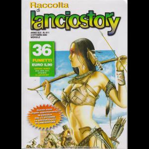 Raccolta di Lanciostory - n. 611 - 3 ottobre 2020 - mensile - 36 fumetti