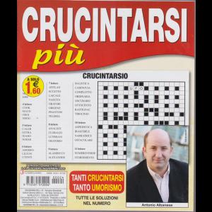 Crucintarsi Piu' - n. 24 - bimestrale - ottobre - novembre 2020