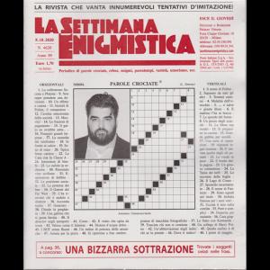 La Settimana Enigmistica - n. 4620 - settimanale - 8/10/2020