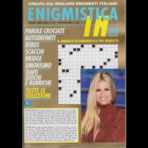 Enigmistica In - n. 401 - mensile - novembre 2020