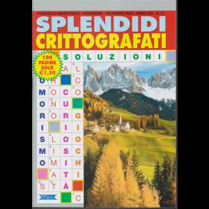 Splendidi Crittografati - n. 81 - bimestrale - novembre - dicembre 2020 - 100 pagine