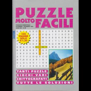 Puzzle molto facili - n. 99 - bimestrale - novembre - dicembre 2020 - 100 pagine