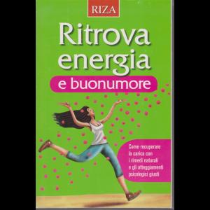 Riza Collection - n. 16 - Ritrova energia e buonumore - ottobre - novembre 2020