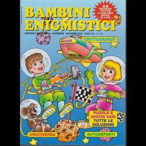 Bambini Enigmistici - n. 112 - bimestrale - novembre - dicembre 2020 - 52 pagine tutte a colori
