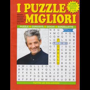 I puzzle migliori - n. 178 - bimestrale - novembre - dicembre 2020 - 196 pagine