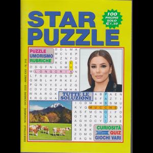 Star Puzzle - n. 310 - bimestrale - novembre - dicembre 2020 - 100 pagine