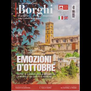 Borghi & città magazine - n. 54 - ottobre 2020 - mensile