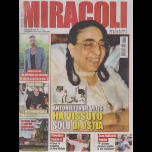 Miracoli e Misteri - n. 22 - settimanale - 6 ottobre 2020 -