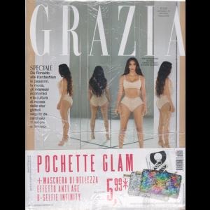 Grazia Speciale - + pochette glam + maschera di bellezza effetto antiage  - n. 43 - 8/10/2020 - settimanale -
