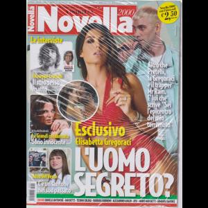 Novella 2000 + Visto - n. 42 - settimanale - 8 ottobre 2020 - 2 riviste