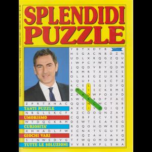 Splendidi Puzzle - n. 83 - trimestrale - novembre - gennaio 2021 -