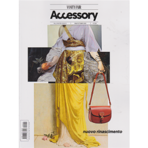Suppl.Vanity Fair - Accessory - n. 40 - 8 ottobre 2020 - Fall/winter 2020/21