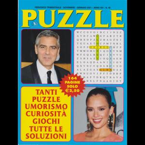 Puzzle - n. 49 - trimestrale - novembre - gennaio 2021 - 164 pagine