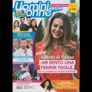 Uomini e Donne Magazine - n. 24 - settimanale - 9 ottobre 2020