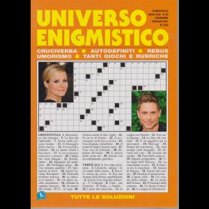 Universo Enigmistico - n. 90 - trimestrale - novembre - gennaio 2021 -