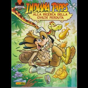 I classici Disney - Indiana Pipps - Alla ricerca della civiltà perduta - n. 519 - bimestrale - 10 ottobre 2020 -