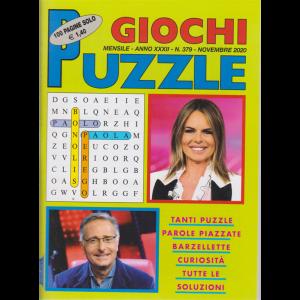 Giochi Puzzle - n. 379 - mensile - novembre 2020 - 100 pagine