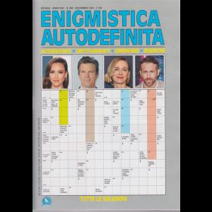 Enigmistica Autodefinita - n. 369 - mensile - novembre 2020 -