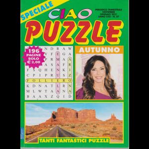 Speciale Ciao Puzzle Autunno -  - n. 87 - trimestrale - novembre - gennaio 2021 - 196 pagine