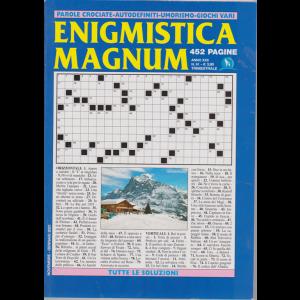 Enigmistica Magnum - n. 91 - trimestrale - novembre - gennaio 2021 - 452 pagine